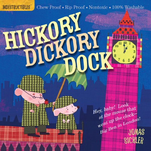 9780761159216: Hickory Dickory Dock (Indestructibles)