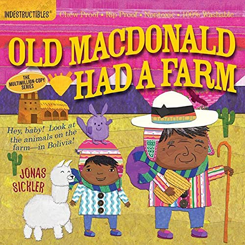 9780761159223: Old MacDonald Had a Farm (Indestructibles)