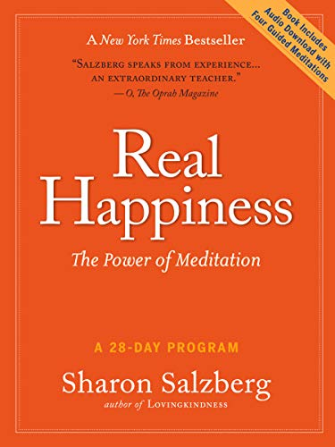 9780761159254: Real Happiness: The Power of Meditation: A 28-Day Program