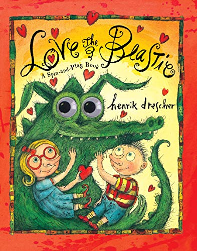 9780761161097: Love the Beastie: A Spin-and-Play Book