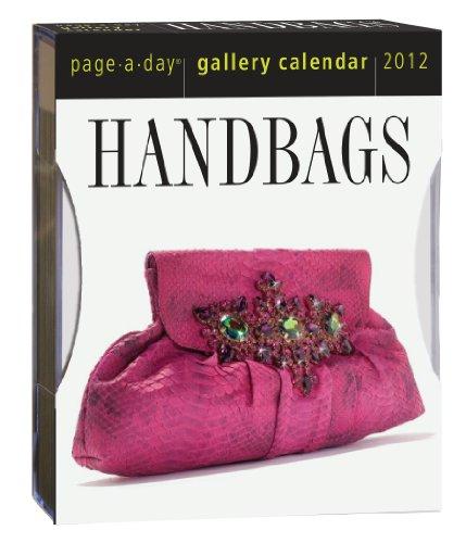 9780761162872: Handbags 2012 Gallery Calendar