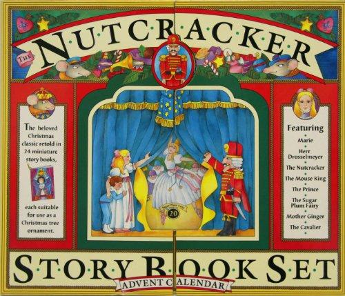 9780761163381: The Nutcracker Story Book Set and Advent Calendar
