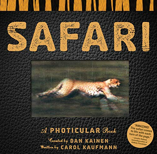 9780761163800: Safari: A Photicular Book