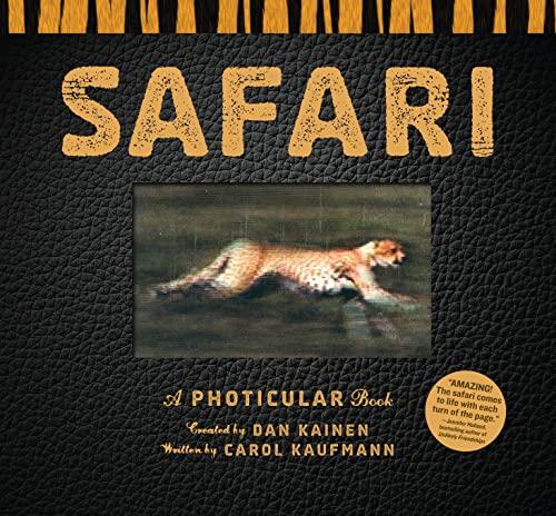 9780761163800: Safari: A Photicular Book