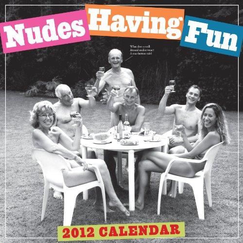 9780761165132: Nudes Having Fun 2012 Calendar (Wall Calendar)