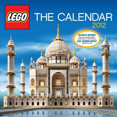 9780761165187: Lego: The Calendar 2012