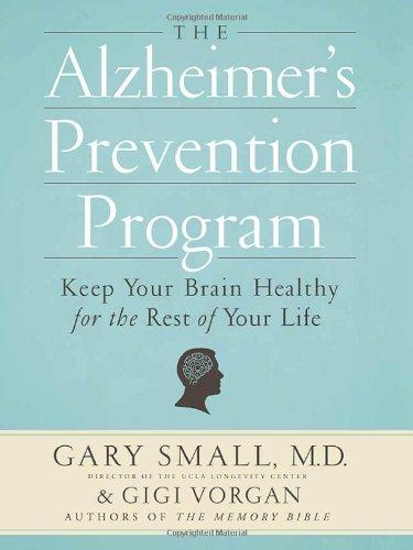 9780761165262: The Alzheimer's Prevention Program