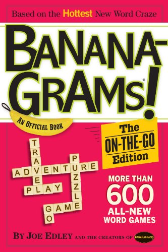 9780761165804: Bananagrams: the on the Go Edition