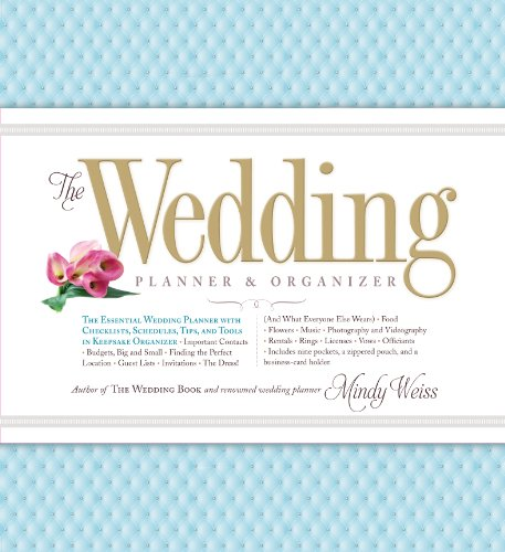 9780761165972: The Wedding Planner & Organizer