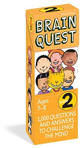 9780761166528: Brain Quest Grade 2