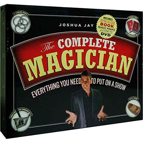 9780761167600: The Complete Magician: Everything You Need to Put on a Show