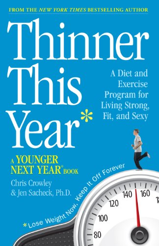 9780761168003: Thinner This Year: A Younger Next Year Book