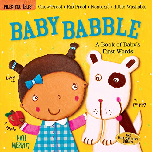 9780761168805: Baby Babble: A Book of Baby's First Words