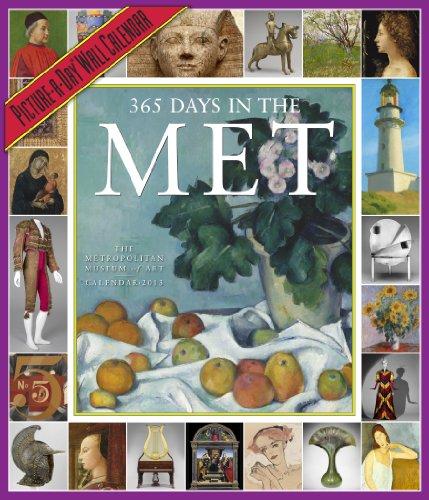 365 Days in the Met 2013 Wall Calendar