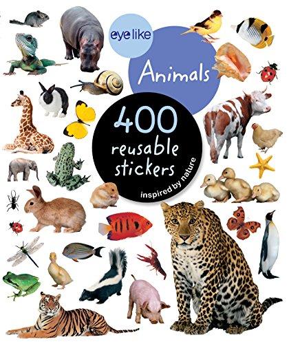9780761169338: Eyelike Stickers: Animals