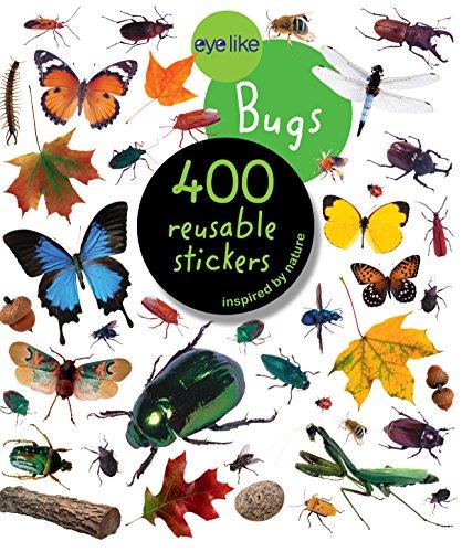 9780761169345: Eyelike Stickers: Bugs