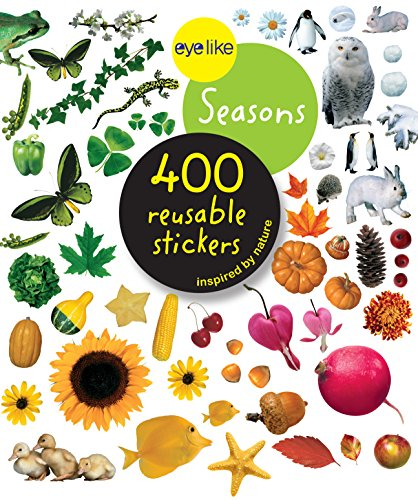 9780761171409: Eyelike Stickers: Seasons