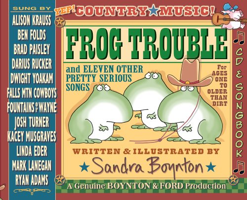 9780761171768: Frog Trouble: . . . And Eleven Other Pretty Serious Songs