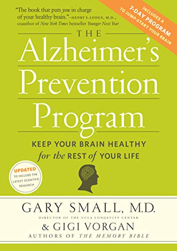 9780761172222: The Alzheimer's Prevention Program: Keep Your Brain Healthy for the Rest of Your Life