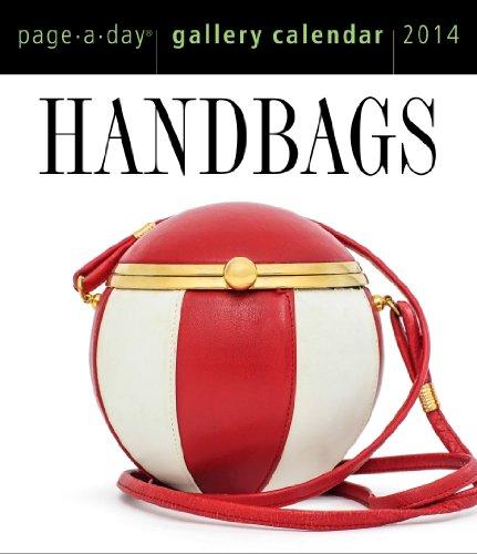 9780761173595: Handbags 2014 Gallery Calendar