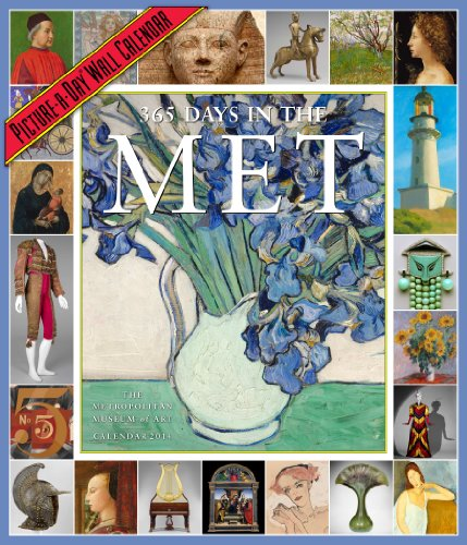 9780761173939: 365 Days in the Met Wall 2014 (Picture-A-Day Wall Calendars)