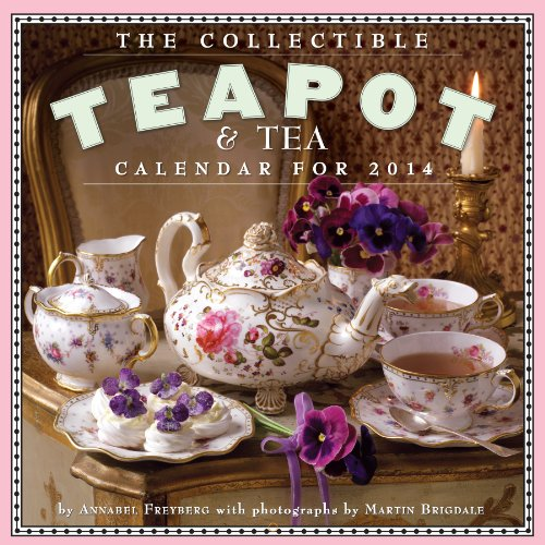 9780761174189: The Collectible Teapot & Tea 2014 Calendar