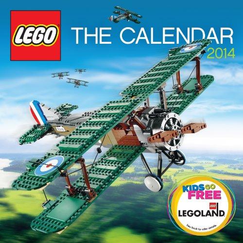 9780761174493: Lego: The Calendar 2014