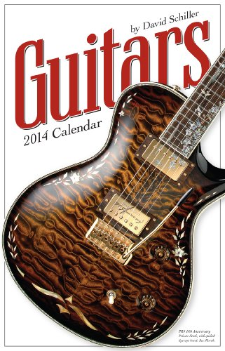 9780761174523: Guitars 2014 Wall Calendar