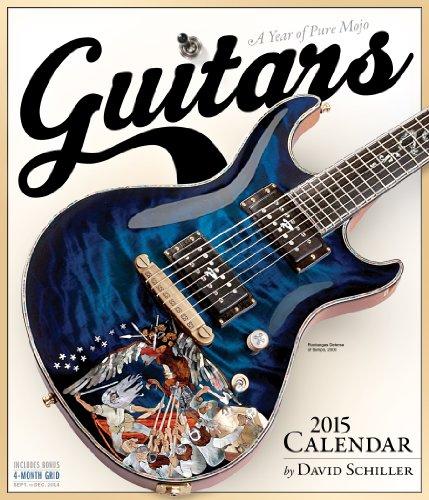 9780761177784: Guitars 2015 Wall Calendar