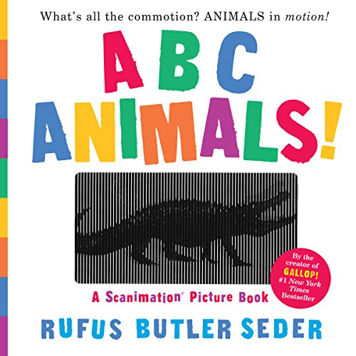 9780761177821: ABC Animals!: A Scanimation Picture Book (Scanimation Book)
