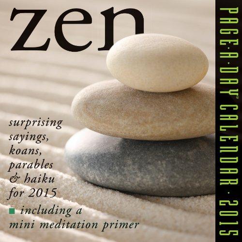 9780761177975: Zen 2015 Page-A-Day Calendar