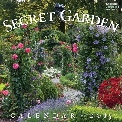 9780761178002: Secret Garden 2015 Wall Calendar