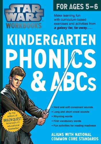 9780761178071: SW WORKBK KINDERGARTEN PHONICS (Star Wars Workbooks)