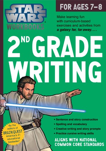 9780761178132: Star Wars Workbook: 2nd Grade Writing