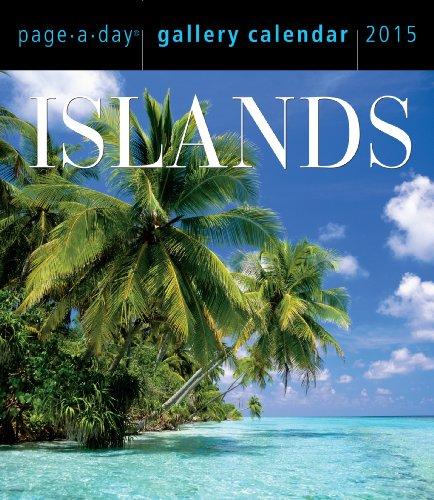 9780761178477: Islands 2015 Gallery Calendar