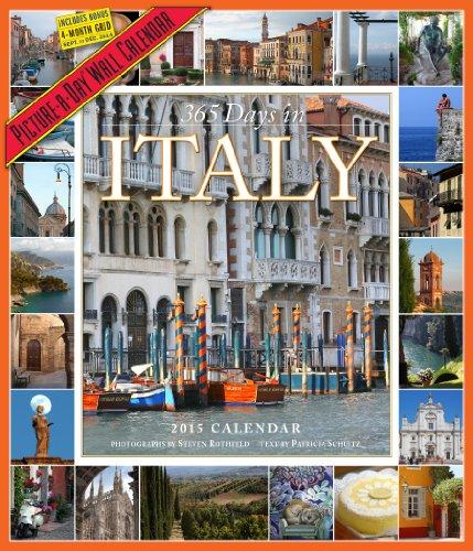 9780761178613: 365 Days in Italy Calendar