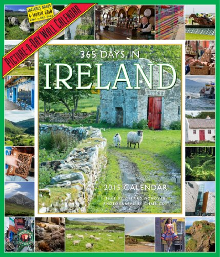 9780761179108: 365 Days in Ireland 2015 Wall Calendar (Picture-A-Day Wall Calendars)