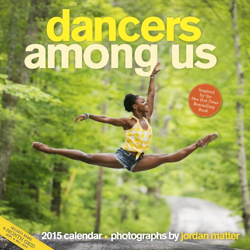 9780761179146: Dancers Among Us Calendar