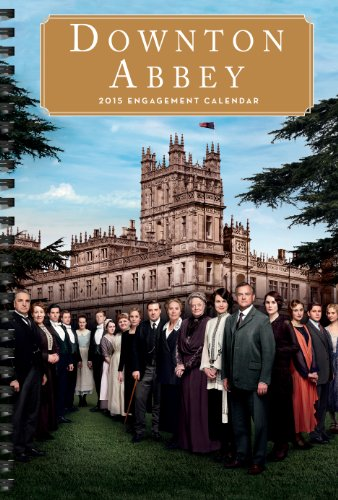 9780761179153: Downton Abbey 2015 Calendar