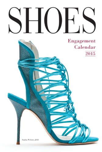 9780761179191: Shoes Engagement Calendar 2015