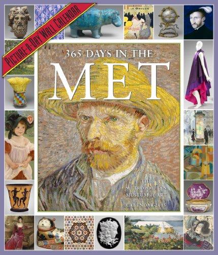 9780761179269: 365 Days in the Met Calendar