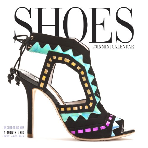 9780761179283: Shoes 2015 Calendar