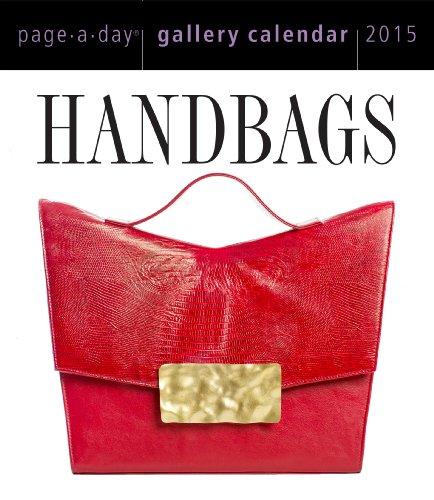 9780761179344: Handbags Page-A-Day Gallery Calendar