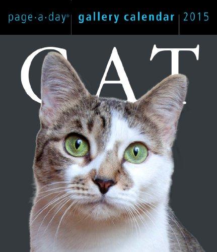 9780761179351: Cat 2015 Gallery Calendar