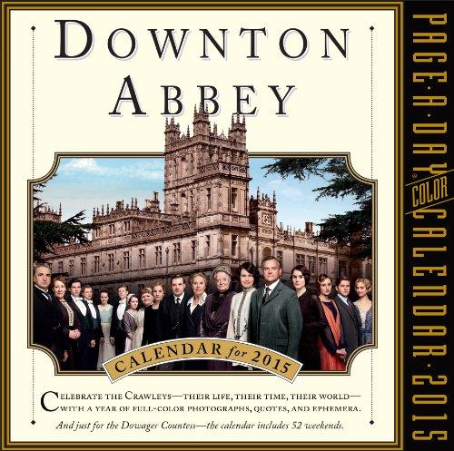 9780761179382: Downton Abbey Page-A-Day Calendar