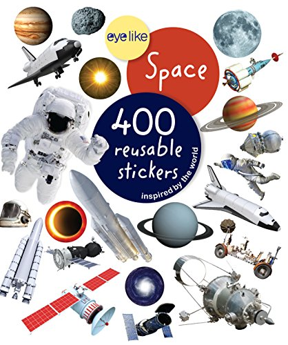9780761179658: Eyelike Stickers: Space