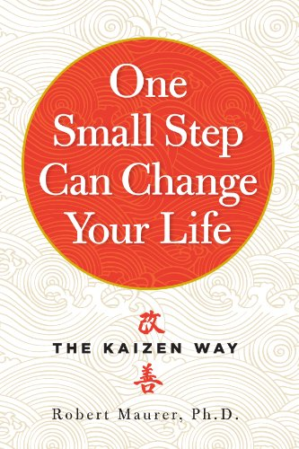 9780761180326: One Small Step Can Change Your Life: The Kaizen Way