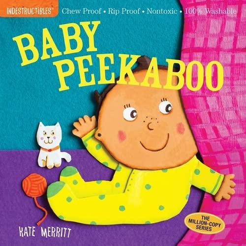 9780761181811: Indestructibles: Baby Peekaboo