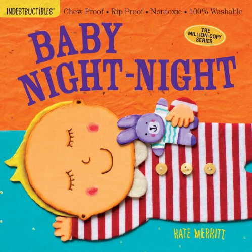 9780761181828: Indestructibles: Baby Night-Night
