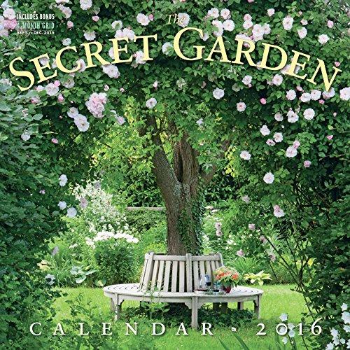 9780761182368: The Secret Garden 2016 Calendar